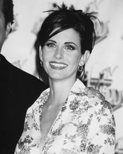 This is an image of 164097 Courtney Cox Photograph & Poster