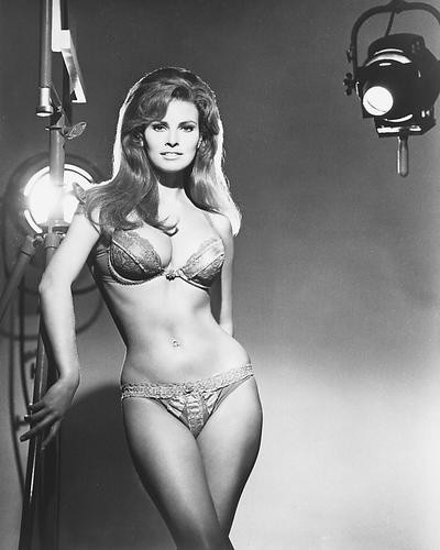 This is an image of 164320 Raquel Welch Photograph & Poster