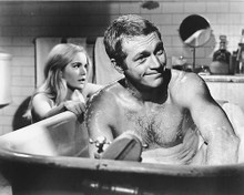 This is an image of 164403 Steve McQueen Photograph & Poster
