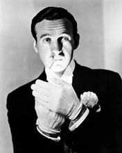 This is an image of 164405 David Niven Photograph & Poster