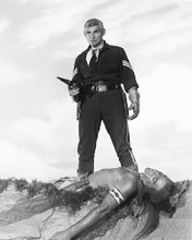 This is an image of 164471 Jeff Chandler Photograph & Poster