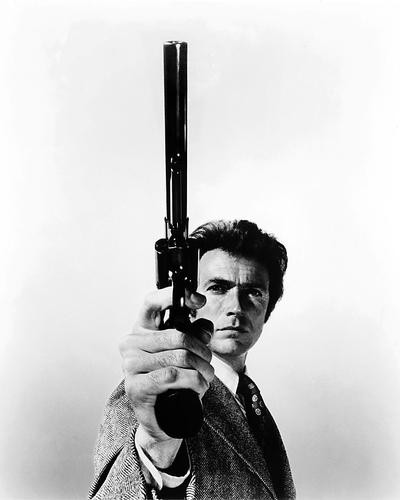 This is an image of 164482 Clint Eastwood Photograph & Poster