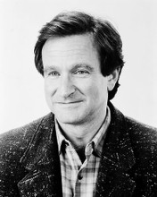 This is an image of 164690 Robin Williams Photograph & Poster