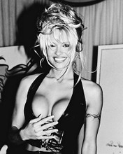 This is an image of 164704 Pamela Anderson Photograph & Poster