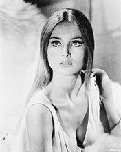This is an image of 164714 Barbara Bouchet Photograph & Poster