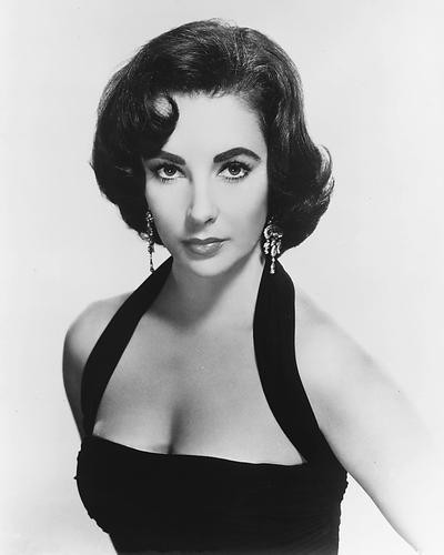 This is an image of 164793 Elizabeth Taylor Photograph & Poster
