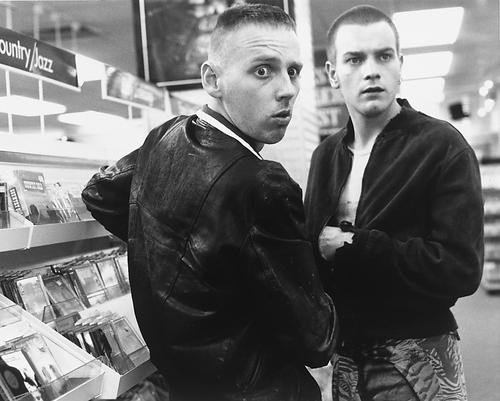This is an image of 164796 Trainspotting Photograph & Poster