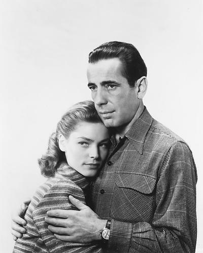 This is an image of 164867 Humphrey Bogart & Bacall Photograph & Poster