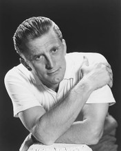 This is an image of 165087 Kirk Douglas Photograph & Poster