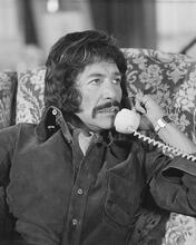 This is an image of 165160 Peter Wyngarde Photograph & Poster