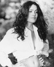 This is an image of 165310 Salma Hayek Photograph & Poster