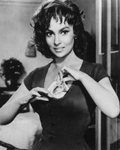 This is an image of 165325 Gina Lollobrigida Photograph & Poster