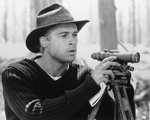 This is an image of 165449 Brad Pitt Photograph & Poster