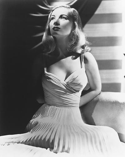 This is an image of 165521 Veronica Lake Photograph & Poster