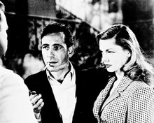This is an image of 165884 Humphrey Bogart & Bacall Photograph & Poster