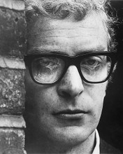 This is an image of 165888 Michael Caine Photograph & Poster