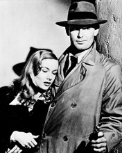 This is an image of 165934 Alan Ladd & Veronica Lake Photograph & Poster