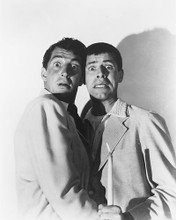 This is an image of 165944 Dean Martin & Jerry Lewis Photograph & Poster