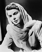 This is an image of 165988 Ingrid Bergman Photograph & Poster