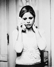 This is an image of 166874 Sarah Michelle Gellar Photograph & Poster