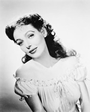 This is an image of 166972 Loretta Young Photograph & Poster