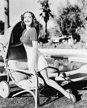 This is an image of 167028 Dorothy Lamour Photograph & Poster