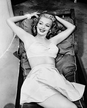 This is an image of 167127 Carole Landis Photograph & Poster