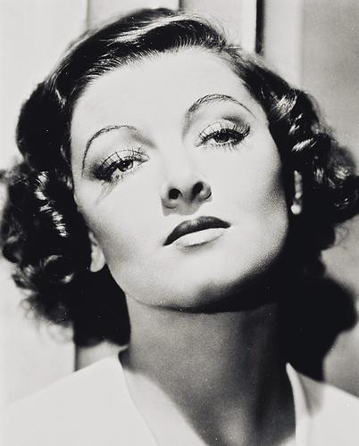 This is an image of 167130 Myrna Loy Photograph & Poster