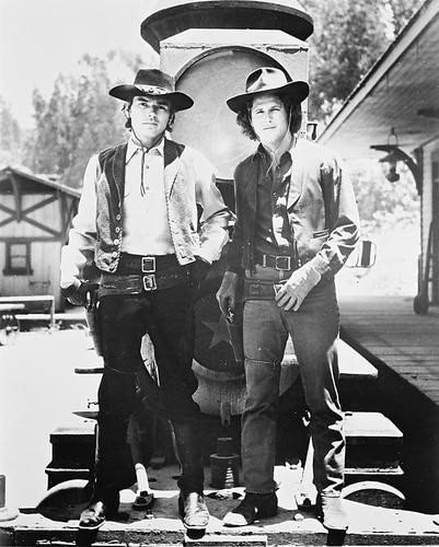 This is an image of 167170 Alias Smith and Jones Photograph & Poster