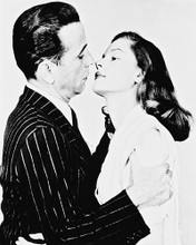This is an image of 167176 Humphrey Bogart & Bacall Photograph & Poster