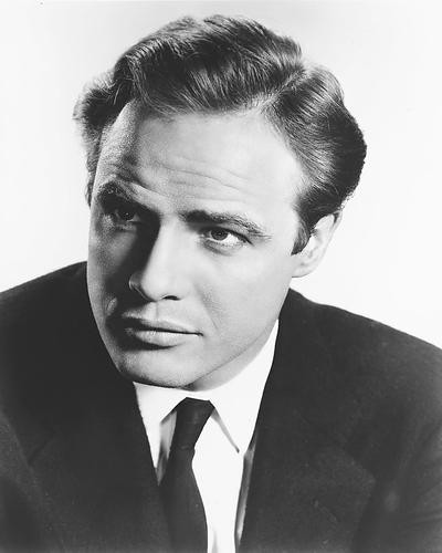 This is an image of 167368 Marlon Brando Photograph & Poster
