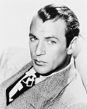 This is an image of 167375 Gary Cooper Photograph & Poster