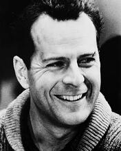 This is an image of 14763 Bruce Willis Photograph & Poster