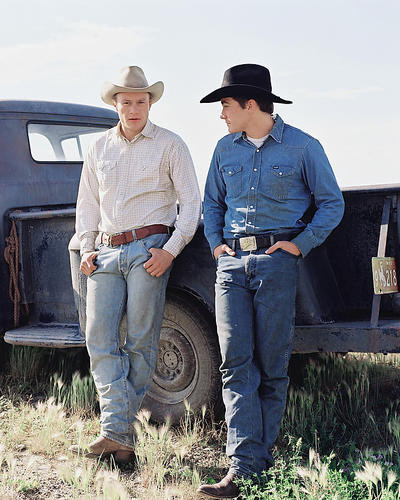 This is an image of 270607 Brokeback Mountain Photograph & Poster