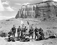 This is an image of 179148 Fort Apache Photograph & Poster