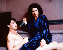 This is an image of 264953 Blue Velvet Photograph & Poster