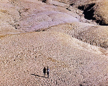 This is an image of 267190 Zabriskie Point Photograph & Poster