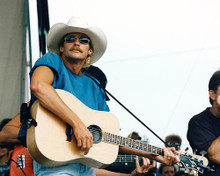 This is an image of 267387 Alan Jackson Photograph & Poster