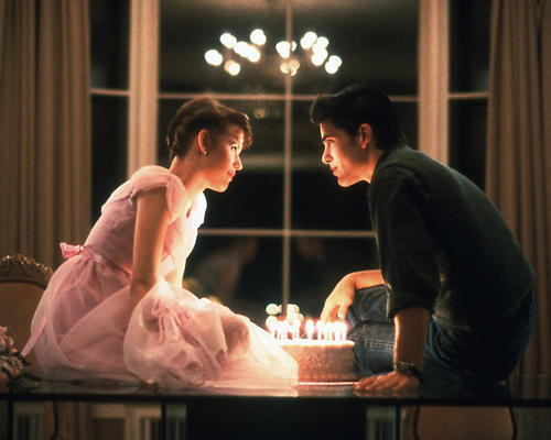 This is an image of 267521 Sixteen Candles Photograph & Poster