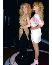 This is an image of 271114 Audrey Landers & Judy Landers Photograph & Poster