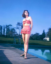 This is an image of 271832 Martha Vickers Photograph & Poster