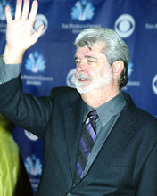 This is an image of 272550 George Lucas Photograph & Poster