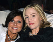 This is an image of 271820 Tiffany Thiessen and Jennie Garth Photograph & Poster
