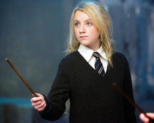 This is an image of 274179 Evanna Lynch Photograph & Poster