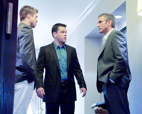 This is an image of 275508 Ocean's Thirteen Photograph & Poster