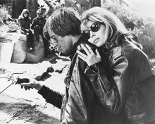 This is an image of 171764 Peter Fonda and Nancy Sinatra Photograph & Poster