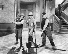 This is an image of 172586 The Three Stooges Photograph & Poster