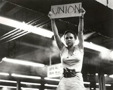This is an image of 192692 Norma Rae Photograph & Poster