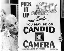 This is an image of 192771 Candid Camera Photograph & Poster