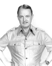 This is an image of 192871 John Hillerman Photograph & Poster